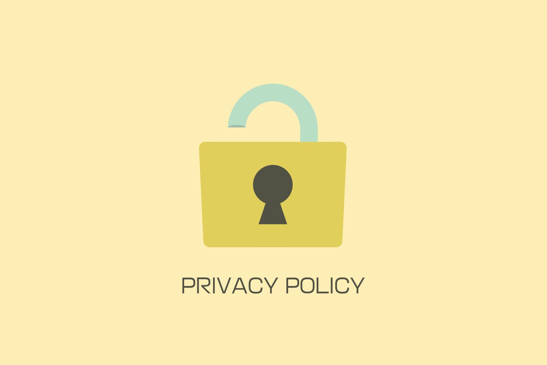 プライバシーポリシー・免責事項